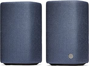 Cambridge Audio Yoyo (M) Portable Stereo Bluetooth Speakers - Blue