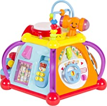 BCP Kids Musical Learning Activity Cube Toy w/15 Features
