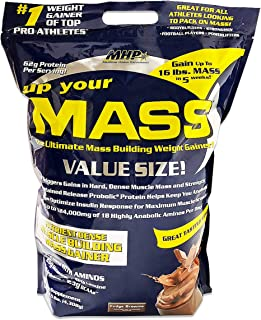 Up Your Mass By MHP, Fudge Brownie 10lb