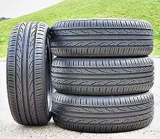 Set of 4 (FOUR) Landgolden LG27 Performance All Season Tires - 215/55R18 95V