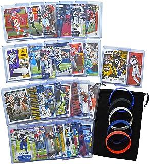 Football Cards: Fantasy WRs (34) Thomas Godwin Hopkins Evans Jones Kelce Edelman Diggs Cooper Kupp Golladay Allen Robinson Landry Lockett Beckham Ertz Sanders Adams Hill Fitzgerald Smith-Schuster