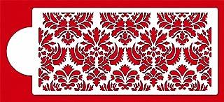 Best damask pattern cake stencil Reviews