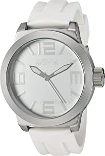 Unisex RK1225 Classic Oversized Round Analog Field Watch