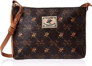 BHPC Womens Crossbody Bag, BROWN - BHVA3532BN