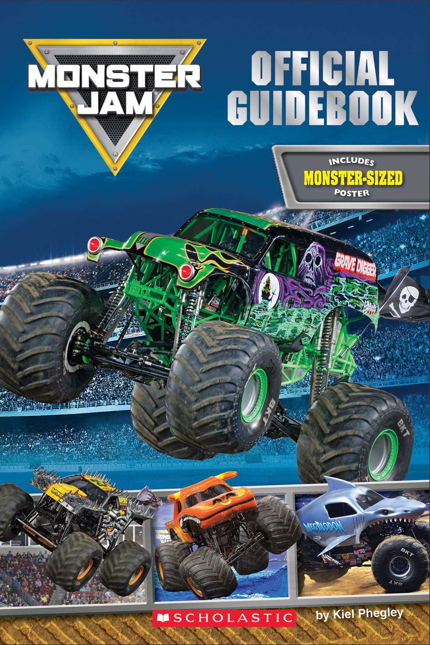 Image OfMonster Jam Official Guidebook