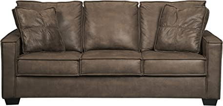 Signature Design by Ashley - Terrington Contemporary Upholstered Sofa, Harness