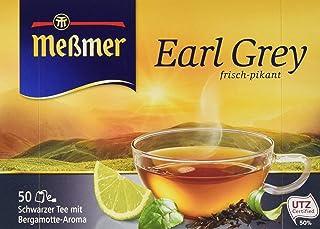 Meßmer Earl Grey, 50 Beute, 6er Pack 6 x 88 g