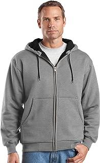 cornerstone heavyweight lined zip hoodie