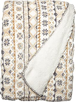 P.J. Salvage Kids - Fair Isle Blanket