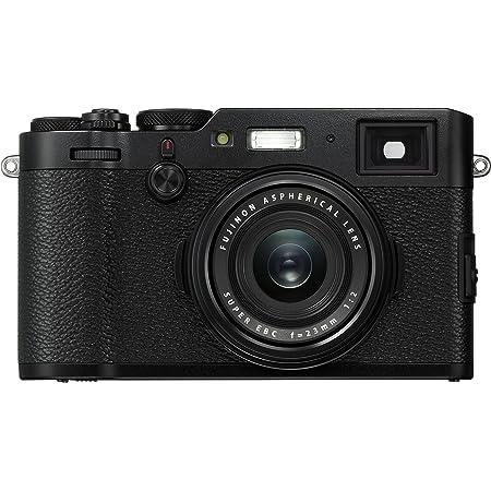 """Fujifilm X100F - Cámara compacta de 24.3 MP (pantalla de 3"""", visor hibrido, video Full HD)"""