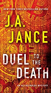Duel to the Death (Ali Reynolds Series Book 13)