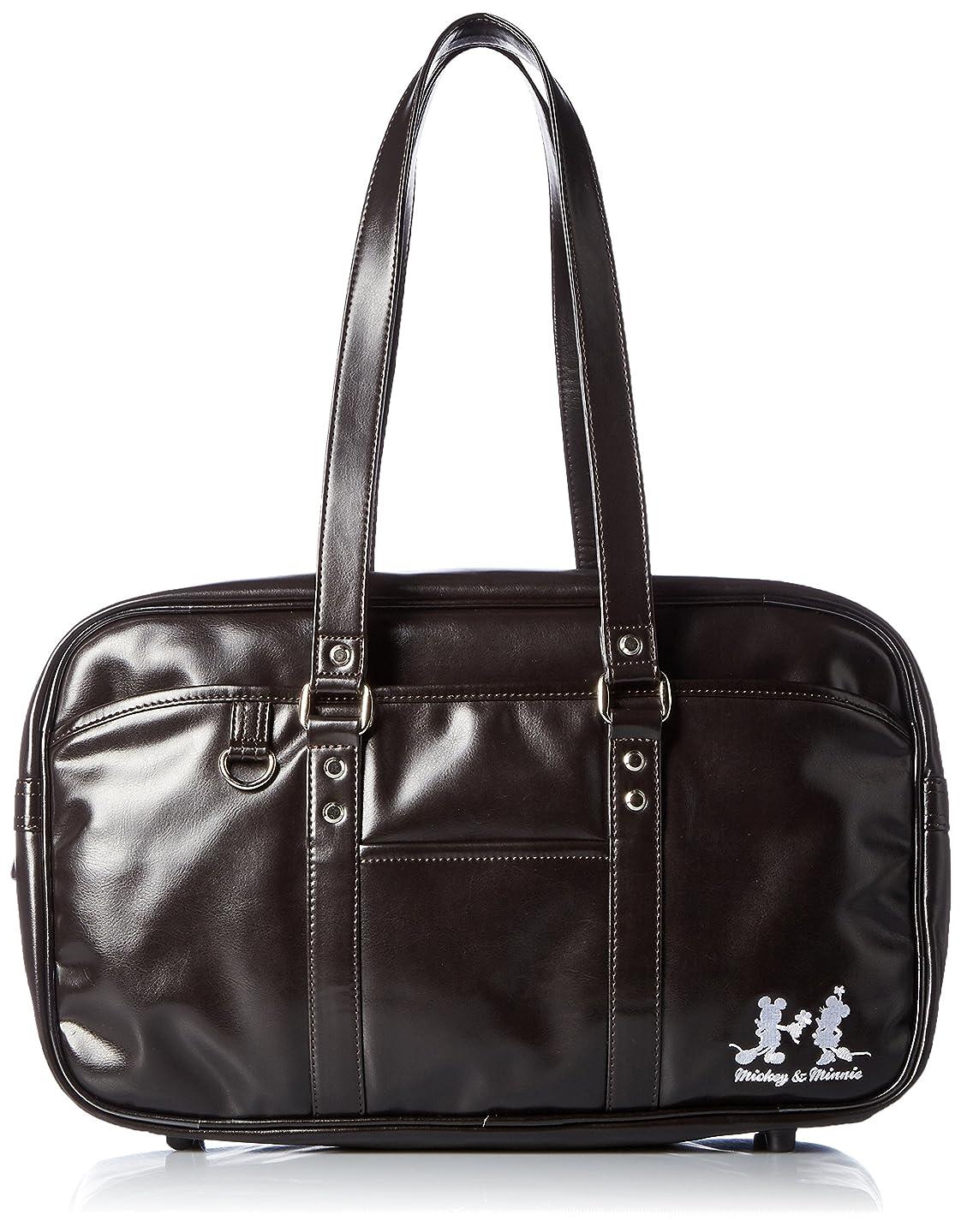 変位案件素晴らしき[ディズニーバッグ] DISNEY BAG DISNEY ミッキー&ミニー 合皮 スクールバッグ