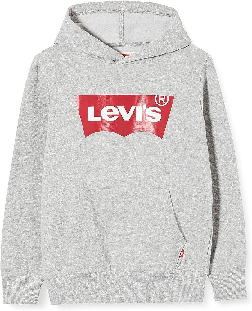 Levi`s kids, maglione,felpa per  bambino-ragazzo ,in 70% cotone, 30% poliestere E8778