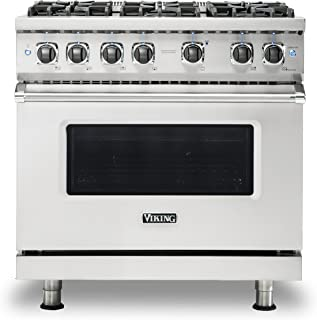 Viking VDR5366BSS Professional 5 Series Gas Range Cooktop