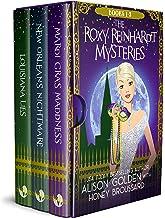 The Roxy Reinhardt Mysteries: Books 1-3 (The Roxy Reinhardt Series Boxset Book 1)
