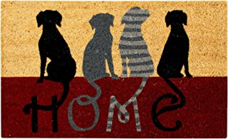 Better Trends Dog Home Coir Door Mat