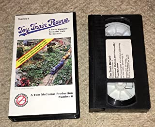Toy Train Revue #6 VHS