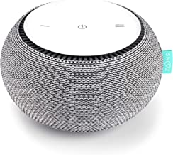 White Noise Sound Machine - Real Fan Inside for Non-Looping White Noise Sounds - App-Based Remote Control, Sleep Timer, an...