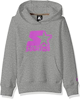 Starter Girls' Pullover Logo Hoodie, Amazon Exclusive