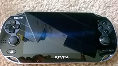 Sony Playstation Vita Pch 1101 Handheld Touchscreen Game Console 3g/wifi, Bluetooth & Dual Cameras