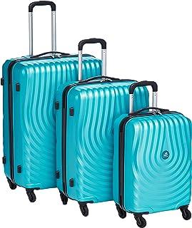 كاميلينت حقائب سفر بعجلات 3 قطع , تركواز , AY964004-TURQUOISE