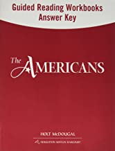 The Americans: Guided Reading and Spanish/English Guided Reading Workbooks Answer Key Survey (Spanish Edition)