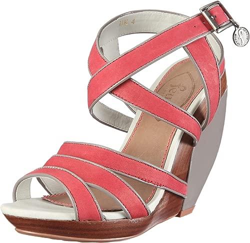 Damen Willis London damen schuhe Fashion-Sandalen