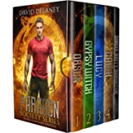 The Paragon Society Series (Books 1-4)
