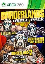Best Borderlands Triple Pack - Xbox 360 Review