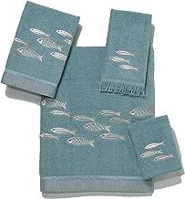 Avanti Nantucket 4-Piece Towel Set, Mineral
