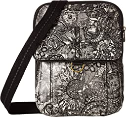 Sakroots Wynnie Small Flap Messenger