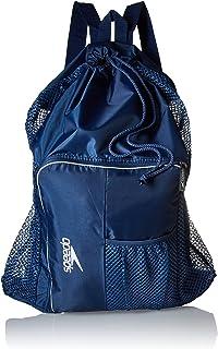 Speedo Unisex-Adult Deluxe Ventilator Mesh Equipment Bag , Insignia Blue