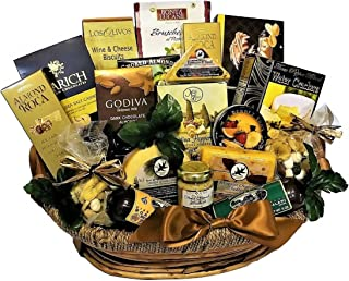 Deluxe Gourmet Gift Basket (Large)