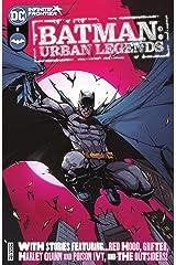 Batman: Urban Legends (2021-) #1 Kindle Edition