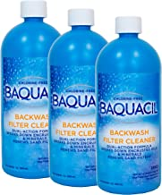 Baquacil Backwash Filter Cleaner (1 qt) (3 Pack)