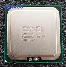 Intel Core 2 Quad Q9550 2.83 GHz 1333MHz 12 MB Quad-Core CPU Processor SLB8V SLAWQ LGA 775 (Renewed)