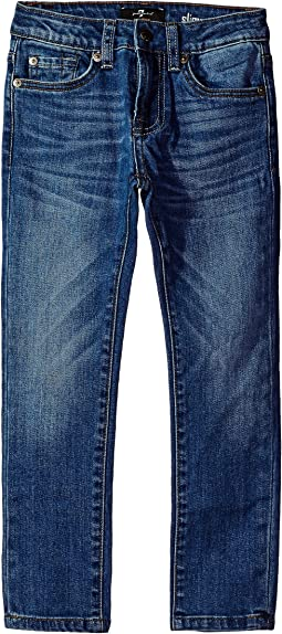 7 For All Mankind Kids - Denim Jeans in Solace (Little Kids/Big Kids)