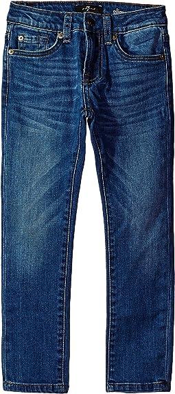7 For All Mankind Kids - Denim Jeans in Solace (Little Kids/Big Kids)