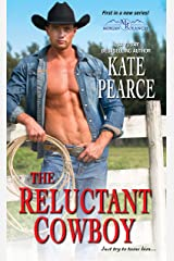 The Reluctant Cowboy (Morgan Ranch Book 1) Kindle Edition