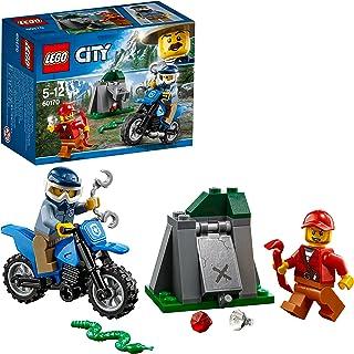 LEGO City Police - Persecución a Campo Abierto