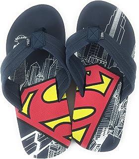 c0ed428b295b3 Amazon.com: mens - superman - Sandals / Shoes: Clothing, Shoes & Jewelry