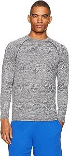 Amazon Essentials Men's Tech Stretch Long-Sleeve T-Shirt