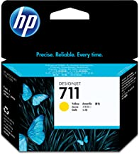 HP 711 29-ml Yellow Designjet Ink Cartridge (CZ132A) for HP DesignJet T120 24-in Printer HP DesignJet T520 24-in Printer HP DesignJet T520 36-in PrinterHP DesignJet printheads help you respond quickly by providing quality speed and easy hassle-free printing