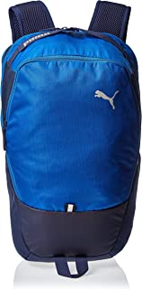 Puma X Backpack Peacoat-galaxy Blue Blue Bag For Unisex, Size One Size
