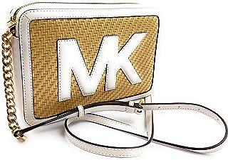 حقيبة نسائية طويلة تمر بالجسم من مايكل كورس