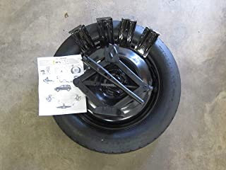 Mopar 2014-2019 Jeep Cherokee Replacement Spare Tire Kit New OEM