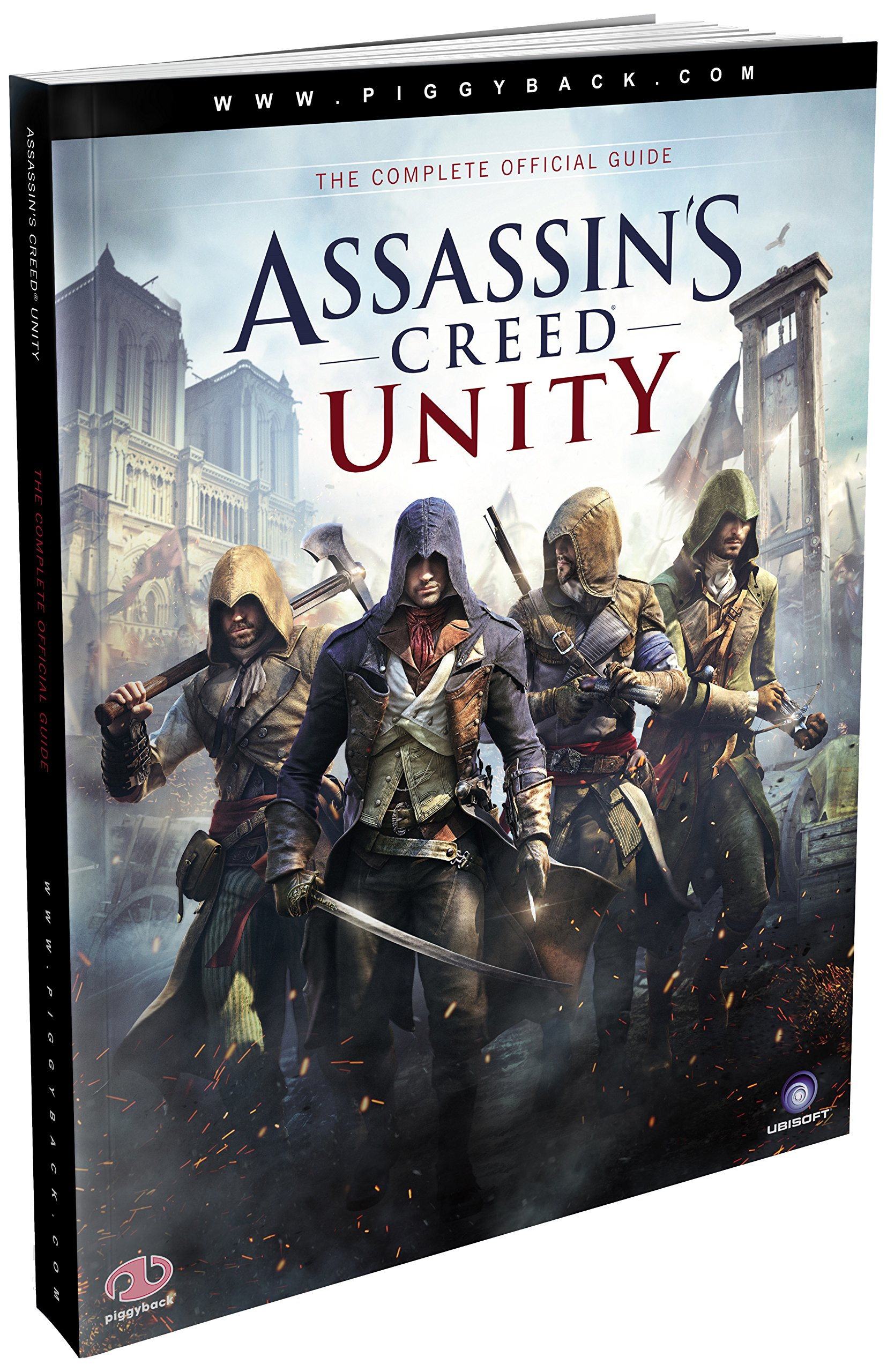 Download Assassin's Creed Unity - The Complete Official Guide 