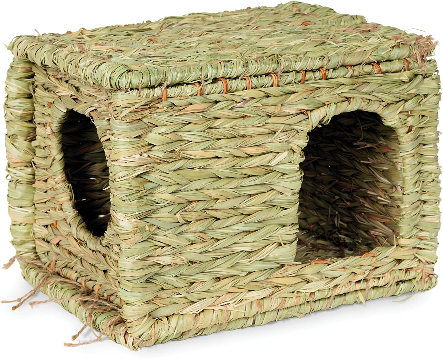 Prevue Hendryx 1100 Nature's High material Toy Grass Max 62% OFF Hideaway Couch
