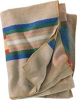 Woolrich Home Morning Star Blanket, Tan