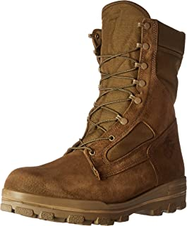 Bates Men's Usmc Durashocks Hot Weather Military and Tactical Boot